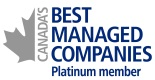 One of Canada's 50 Best Managed Companies